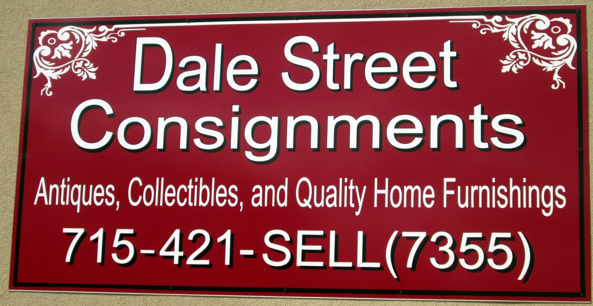 Dale Street Consignments Sales By Steiner Llc And Dale Street Consignments