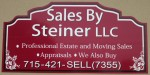 Sales by Steiner LLC, & Dale Street Consignments